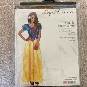 Leg Avenue Snow White Costume